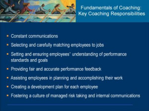 Principles of Executive Coaching