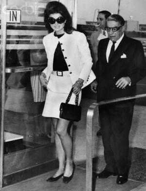 ICONS: Jackie Kennedy Onassis