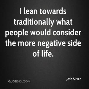 Josh Silver Quotes