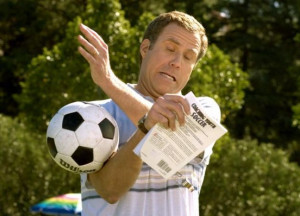 Will Ferrell plays soccer coach in Universal Pictures film Kicking and ...
