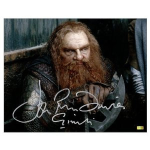 John Rhys Davies Lord of the Rings