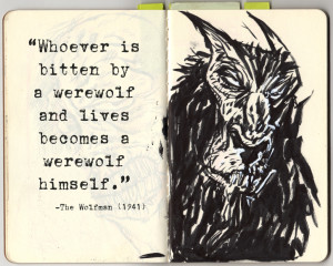 Wolfman Quotes Together With Mistakes Trivia You Knowthe