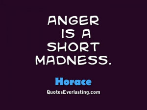 Famous Anger Quotes