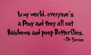 ... tags for this image include: quote, dr seuss, world, eat and food