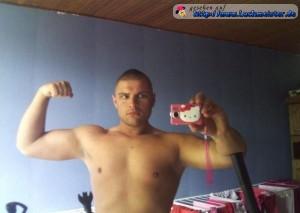 Bodybuilding Posing Fail