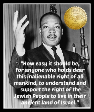 Today we honor Dr. Martin Luther King, Jr. and his support for the ...