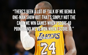 Kobe Bryant Quotes About Basketball