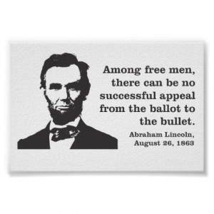... products a Abraham Lincoln Famous Quotes Poster involved all products