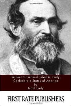 Jubal Early Raid On Washington