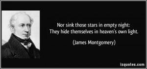 More James Montgomery Quotes