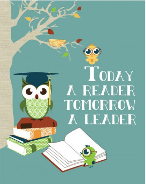 Library Quotes For Kids Wall Art