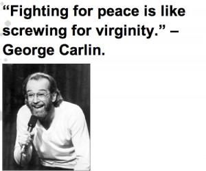 George Carlin LOL