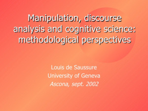 Emotional Manipulation Quotes Manipulation, discourse and