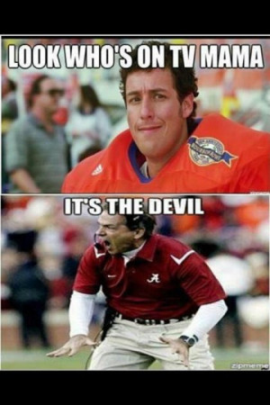 LSU vs. Alabama Funny Facebook Pictures 2012 [PHOTOS]