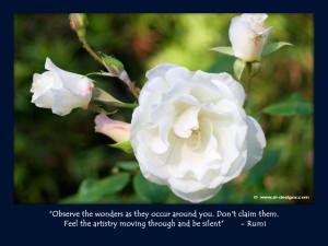 Rumi: Faith, Knowledge, Reason and Love
