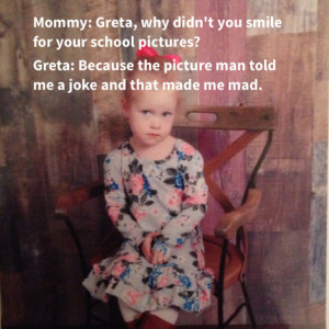 Parents Share Their 3-Year-Old Daughter's Quotes