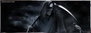 Grim Reaper Facebook Cover