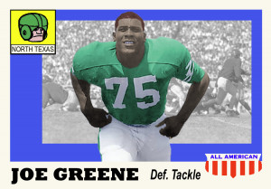 Mean Joe Greene added to my '55 customs set