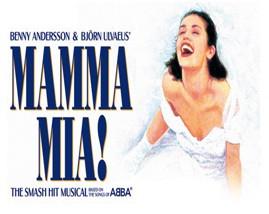 MAMMA MIA! Musical Magnificence!