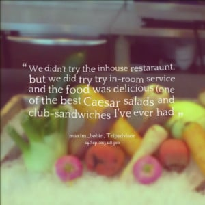 Quotes About: Restaurant De Palmboom