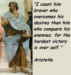 Here you may find the best collection of famous Aristotle Quotes .