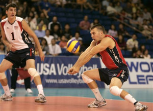 Volleyball Positions - Libero