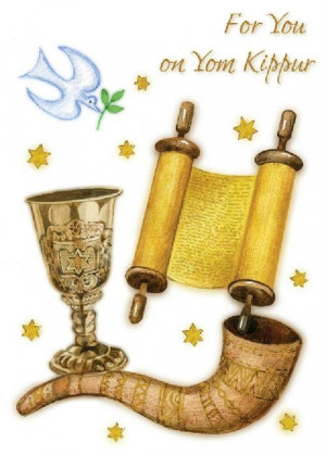 For You On Yom Kippur, People Can See These Symbol In This Holiday.