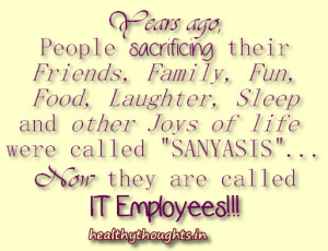 Friends, Family, Fun, Food, Laughter, Sleep & other Joys of life