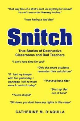 Quotes About Snitches