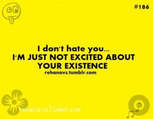 Hate #break up quotes #bitter #vent #ex lover #rehanavs #annoyed