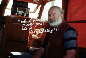 10 Famous Writers' Quintessential Quotations on Drinking