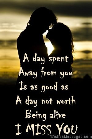 I Miss You Boyfriend Quotes I Miss You Quot...