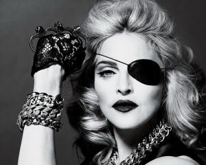 Estas fotos de Madonna, joven, antes de hacerse con la corona de reina ...