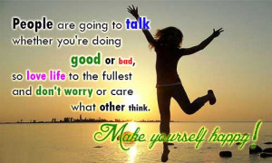 Be Happy Image Quotes And Sayings - Page 1