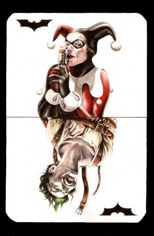 The Joker And Harley Quinn Mad Love 2.mad love joker and harley .jpg
