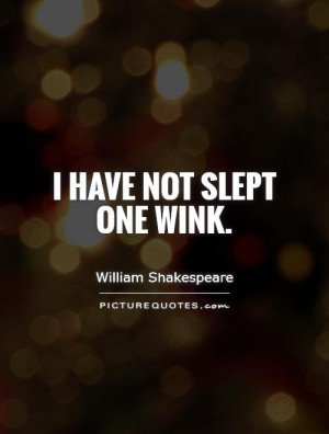Wink Quotes | Wink Sayings | Wink Picture Quotes