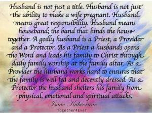 Husband=HouseBand