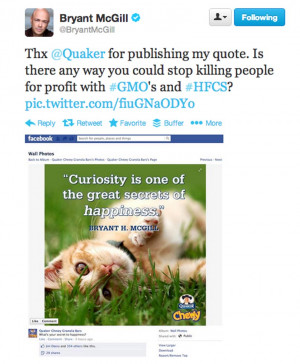Quaker Oats Quotes