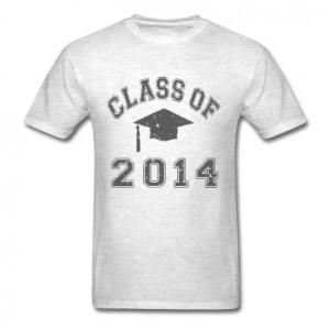 bestselling gifts graduation class of 2014 graduation t shirt