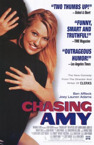 chasing amy é um filme de um tempo diferente em que os nerds se ...