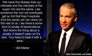 Bill Maher: Rich Pinata