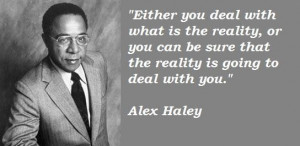Alex haley famous quotes 1