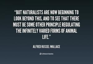 Naturalist Quotes