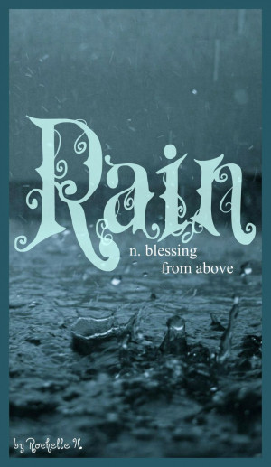 Baby Girl Name: Rain. Meaning: Blessing From Above. Origin: Latin ...