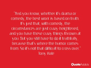 Tony Hale Quotes