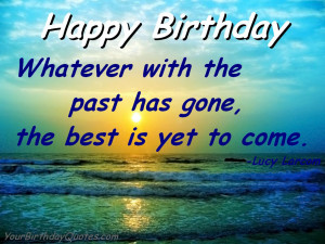: birthday quotes inspirational birthday quotes inspirational quotes ...