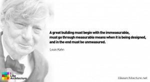 LOUIS KAHN QUOTES ON LIGHT buzzquotes.com