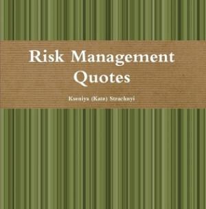 Risk Management Quotes