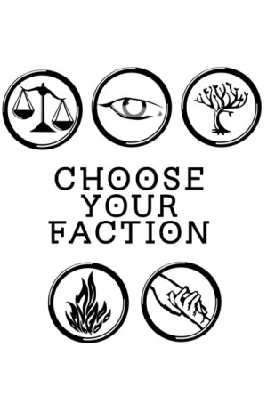 draw, faction, four, illustration, love, movie, poster, quote, quotes ...