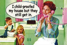 Few Funnies For Mother's Day
